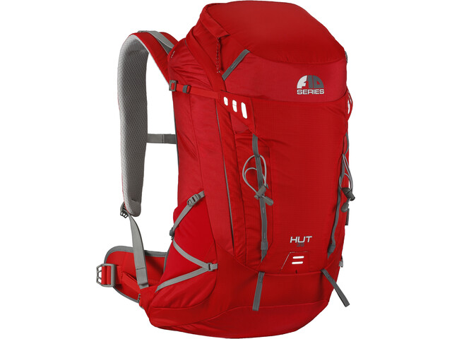 Vango F10 Hut 35 Backpack chilli red